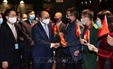 Khai mạc Phiên thảo luận chung cấp cao Khóa họp thứ 76 Đại hội đồng Liên hợp quốc