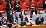 Chủ tịch nước Nguyễn Xuân Phúc: Việt Nam cam kết mạnh mẽ ứng phó với biến đổi khí hậu