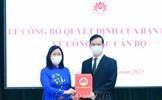 Ông Triệu Tài Vinh được điều động làm Phó Trưởng ban Ban Dân vận Trung ương