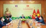 Thúc đẩy hợp tác giữa Ban Tuyên giáo Trung ương và Ban Tuyên huấn Trung ương Đảng Nhân dân Campuchia