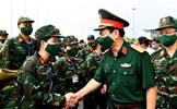 Quân đội luôn bám sát yêu cầu nhiệm vụ và thực hiện tốt chính sách đối với lực lượng tham gia tuyến đầu phòng, chống dịch bệnh COVID-19