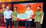 Tập đoàn Geleximco và ABBANK tặng tuyến đầu 4 xe cứu thương chuyên chở bệnh nhân Covid-19