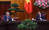 Thủ tướng Chính phủ tiếp Đại sứ Liên hiệp Vương quốc Anh và Bắc Ireland tại Việt Nam