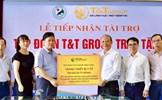 T&T Group hỗ trợ 20 tỷ đồng giúp Bệnh viện Đức Giang lập Trung tâm ICU chống dịch COVID-19