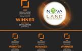 Novaland được bình chọn là nhà phát triển bất động sản xuất sắc nhất Việt Nam năm 2021