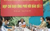 Các tỉnh, thành phố từ Quảng Ninh đến Phú Yên chủ động ứng phó với bão, mưa lũ
