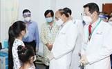 Chủ tịch nước thăm, tặng quà tại Bệnh viện Nhi đồng TP Hồ Chí Minh