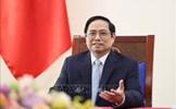 Thủ tướng: Việt Nam chú trọng phát triển các nguồn năng lượng sạch, năng lượng tái tạo