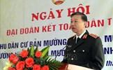 Bộ Công an tăng cường 391 cán bộ, chiến sỹ về các xã biên giới trọng điểm