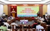 Mặt trận Trung ương tổ chức Hội nghị thông báo nhanh kết quả Hội nghị Trung ương 4, khóa XIII