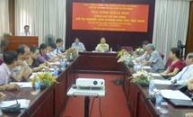"""Tọa đàm khoa học: """"Đồng chí Võ Chí Công với sự nghiệp giải phóng dân tộc Việt Nam"""""""