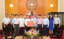 Nhân dân Quảng Ngãi chung tay ủng hộ các tỉnh miền núi phía Bắc bị mưa lũ