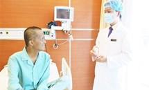 Cứu sống một bệnh nhân phải ghép gan khẩn cấp
