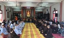 Cộng đồng người Việt tại Thái Lan tổ chức lễ Vu lan báo hiếu