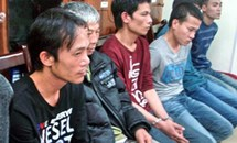 """Đã bắt được tử tù trốn trại Lê Văn Thọ (Thọ """"sứt"""") tại Nam Sách, Hải Dương"""