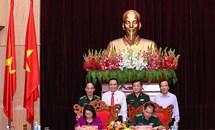 Tăng cường phối hợp giữa MTTQ Việt Nam và Bộ đội Biên phòng