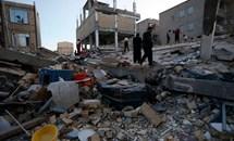Động đất mạnh tại khu vực biên giới Iran và Iraq