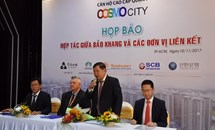 SCB hỗ trợ vốn cho khách hàng mua dự án Cosmo City