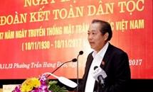 Ngày hội Đại đoàn kết toàn dân tộc tại Hà Nội - Ấm tình đoàn kết