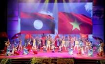 Thúc đẩy mối quan hệ đặc biệt Việt Nam - Lào mãi mai xanh tươi, đời đời bền vững