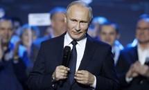 Vladimir Putin... 4.0