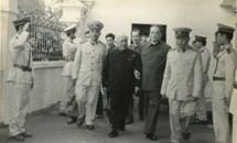 Tôn Đức Thắng - Vị Chủ tịch đầu tiên và lâu năm nhất của MTTQ Việt Nam