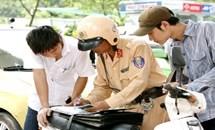 Khi nào được nộp phạt vi phạm giao thông tại chỗ?