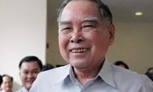 Danh sách Ban Lễ tang nguyên Thủ tướng Phan Văn Khải