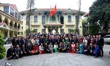 Đoàn kết, tập hợp người Việt Nam ở nước ngoài góp phần xây dựng và tăng cường khối đại đoàn kết toàn dân tộc