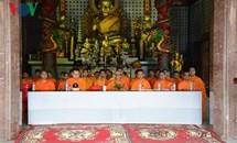 Kiều bào Thái Lan tổ chức cầu siêu các anh hùng, liệt sĩ