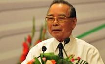 Nguyên Thủ tướng Phan Văn Khải – Nhà kỹ trị cải cách và kiến tạo