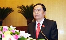 Mặt trận Tổ quốc Việt Nam tham gia xây dựng chính sách, pháp luật