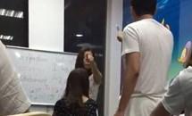 """Giáo viên tiếng Anh chửi học viên """"óc lợn"""": Thầy thế thì dạy ai?"""