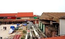 Văn phòng Chính phủ chuyển Hà Nội giải quyết việc dừng Dự án khu thương mại làng nghề Bát Tràng