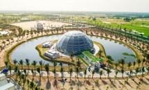 Độc đáo mô hình du lịch – Nông nghiệp 5 sao đầu tiên của Việt Nam