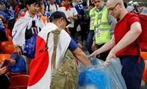 """Người Nhật, người Nga dọn rác, còn nhiều người Việt nên biết """"xấu hổ"""""""