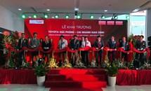 Toyota khai trương đại lý thứ 51 tại Nam Định
