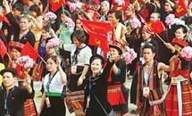 Phát huy sức mạnh đại đoàn kết toàn dân tộc, vì sự phát triển bền vững của đất nước, vì hạnh phúc của nhân dân
