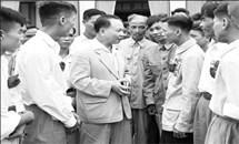 Trường Chinh - Kiến trúc sư những chính sách mới thắng lợi của Đảng ta