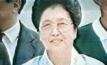 Thông tin mới về phu nhân cố lãnh đạo Triều Tiên Kim Nhật Thành