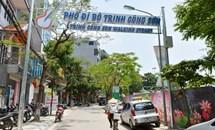 Phố đi bộ Trịnh Công Sơn - không gian văn hóa đặc sắc của Thủ đô Hà Nội