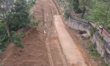 Bộ NN&PTNT lưu ý tỉnh Tuyên Quang trong việc làm đường trên cơ kè sông Lô