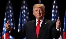 Tổng thống Trump cam kết đạt được hòa bình cho Mỹ, Triều Tiên và thế giới
