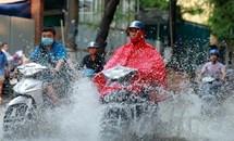 Miền Bắc lại sắp đón mưa dông diện rộng mát mẻ, nhiệt độ giảm nhanh