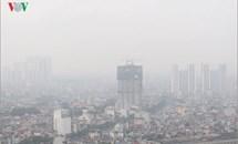 Ô nhiễm không khí, gia tăng bệnh nhân viêm mũi, họng