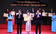 """Chủ tịch Tập đoàn BRG được vinh danh danh hiệu """"Doanh nhân Việt Nam tiêu biểu"""" – Cúp Tháng Gióng 2019"""