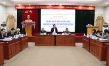 MTTQ Việt Nam các cấp thực hiện chức năng phản biện xã hội - hiện trạng và giải pháp