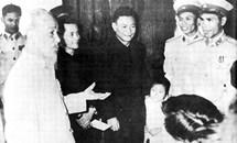 Tư tưởng của Chủ tịch Hồ Chí Minh về Quân đội nhân dân Việt Nam