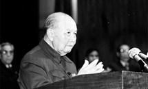 Đồng chí Trường Chinh: Người khởi xướng công cuộc đổi mới ở thập niên 1980