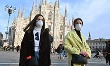Italia có ca tử vong thứ 3 vì COVID-19